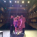 Blood Brothers Bardic Theatre play tour cast at the Marketplace Theatre