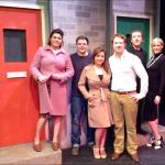 Blood Brothers Bardic Theatre play tour cast